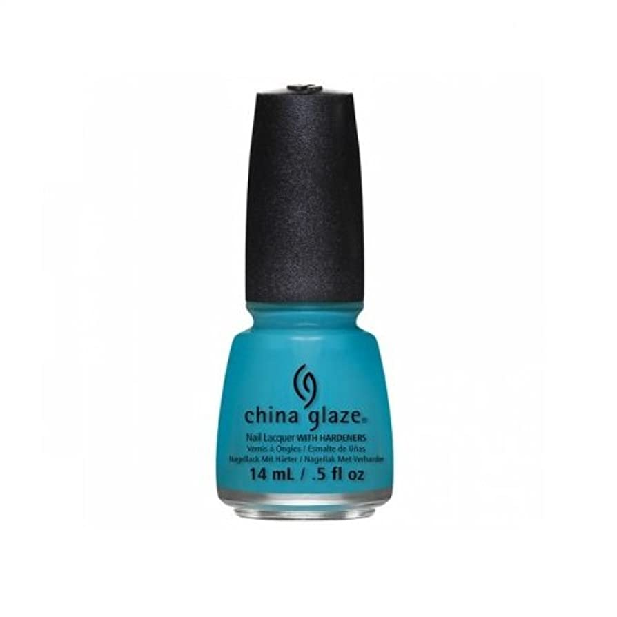 特殊印象的な行うCHINA GLAZE Off Shore Collection Wait N' Sea (並行輸入品)
