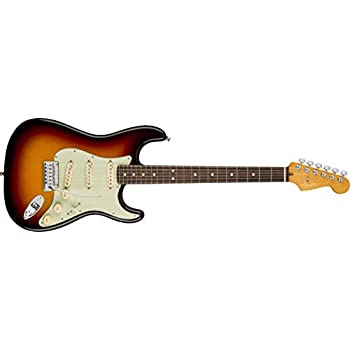 Fender エレキギター American Ultra Stratocaster®, Rosewood Fingerboard, Ultra Burst