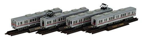 トミーテック 鉄道コレクション 鉄コレ 京成3500形 未更新車 4両 / 278931