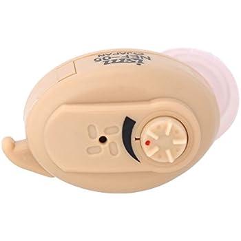 ニコン・エシロール ニコン補聴器イヤファッション NEF-05
