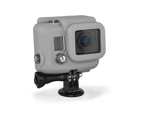 XSories Silicone Cover for GoPro HERO3 Camera Housing, Protection and Increased Battery Life [並行輸入品]