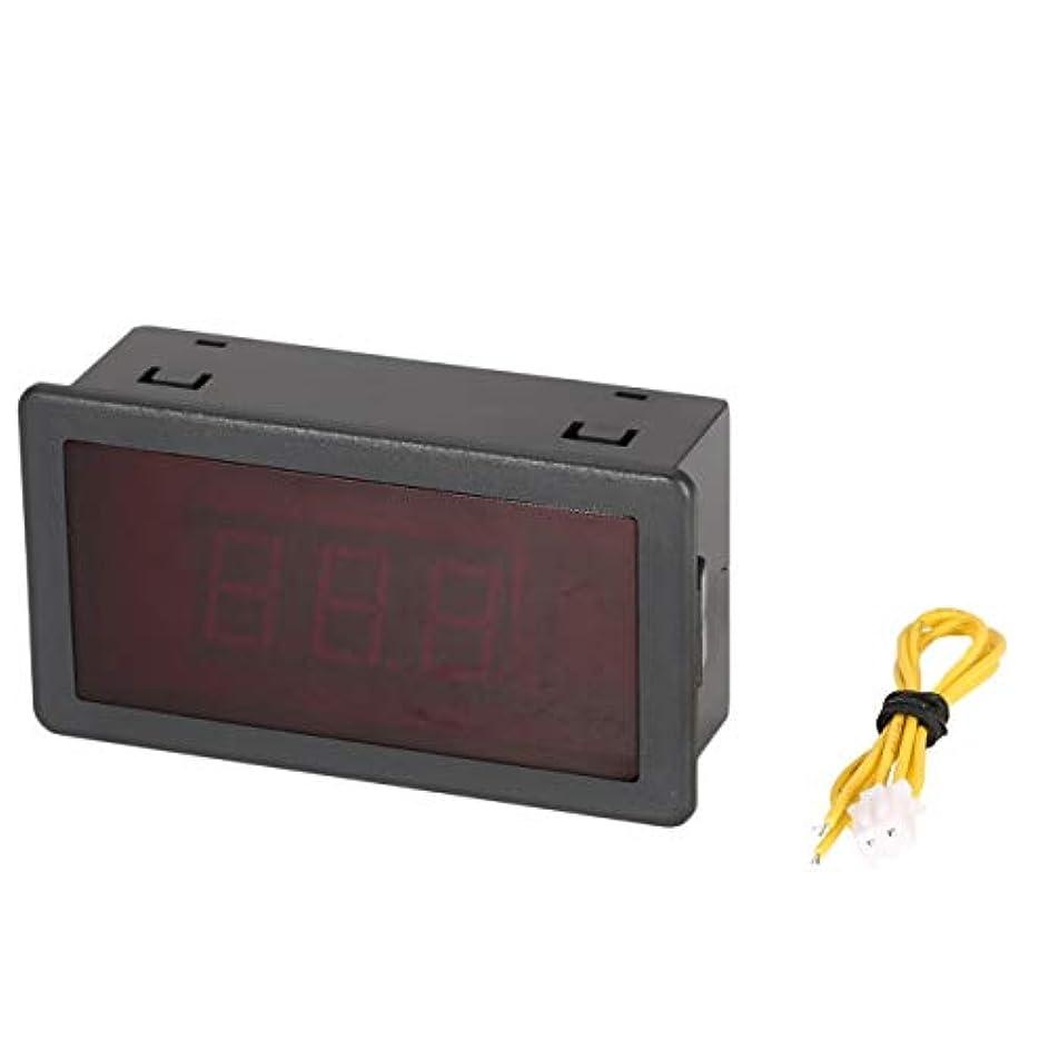 名義でプログラム進化する2PCS 70-480Vは、パネル電圧計電圧計ボルトテスターオートカーLEDディスプレイ