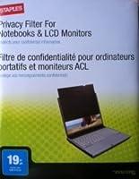 プライバシーフィルタfor Notebooks & LCDモニタ19インチ