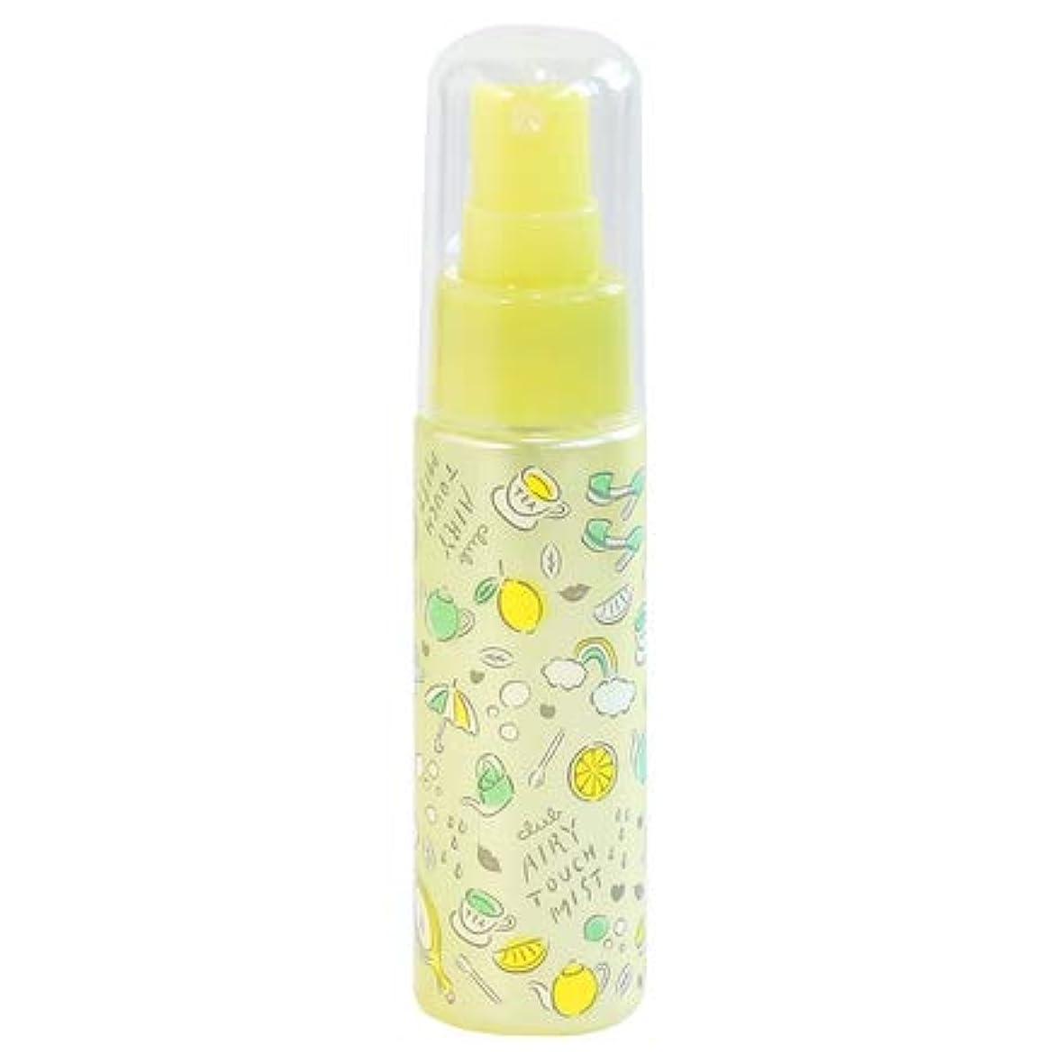のり頻繁にコールクラブ エアリータッチミスト レモンリーフティーの香り_50ml_化粧水