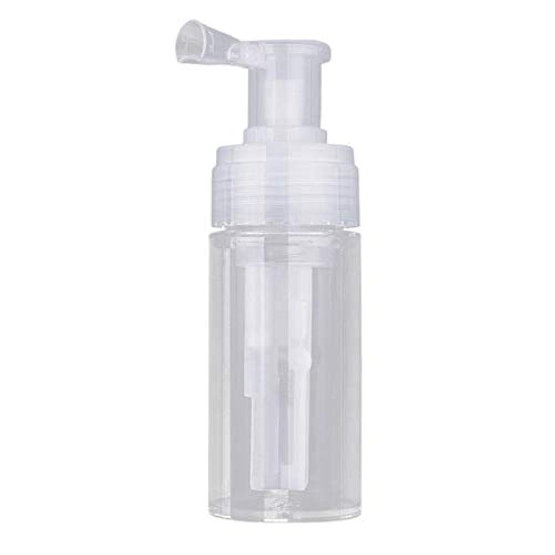 暫定細心の苦悩SODIAL 110 mlディスマウント可能 トラベルパウダースプレーボトル ペット素材化粧品ボトル 理髪師と化粧道具