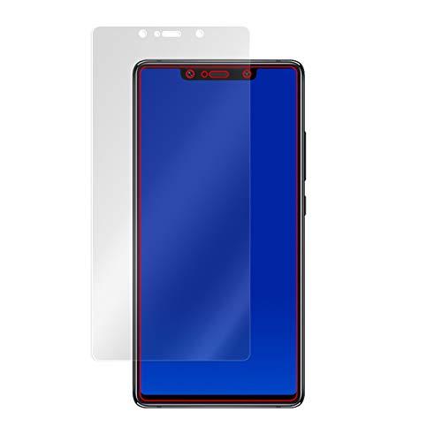 Xiaomi Mi 8 SE 表面用 日本製 指紋が目立たない 反射防止液晶保護フィルム OverLay Plus