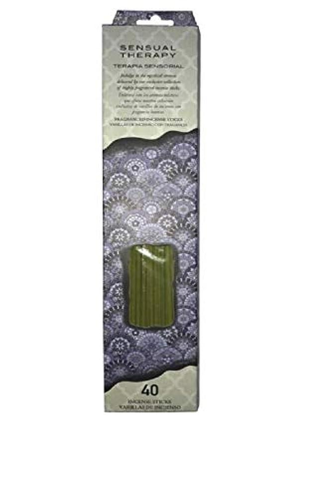 ふりをする無駄に種類Flora Classique官能的療法Incense、40 ct
