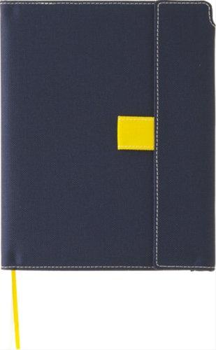 キングジム ノートカバー マグネットタイプ B6S 1881 ネイビー