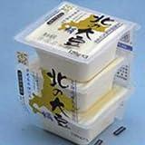 北の大豆 絹豆腐120g×3個