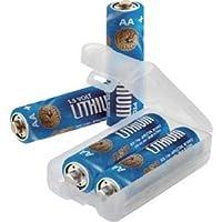 (まとめ)ASP 単3リチウム乾電池 530351パック(4本)【×3セット】