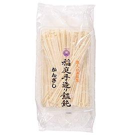 後文 稲庭手造り饂飩かんざし / 300g TOMIZ/cuoca(富澤商店) 和食材(加工食品・調味料) 乾麺・半生麺