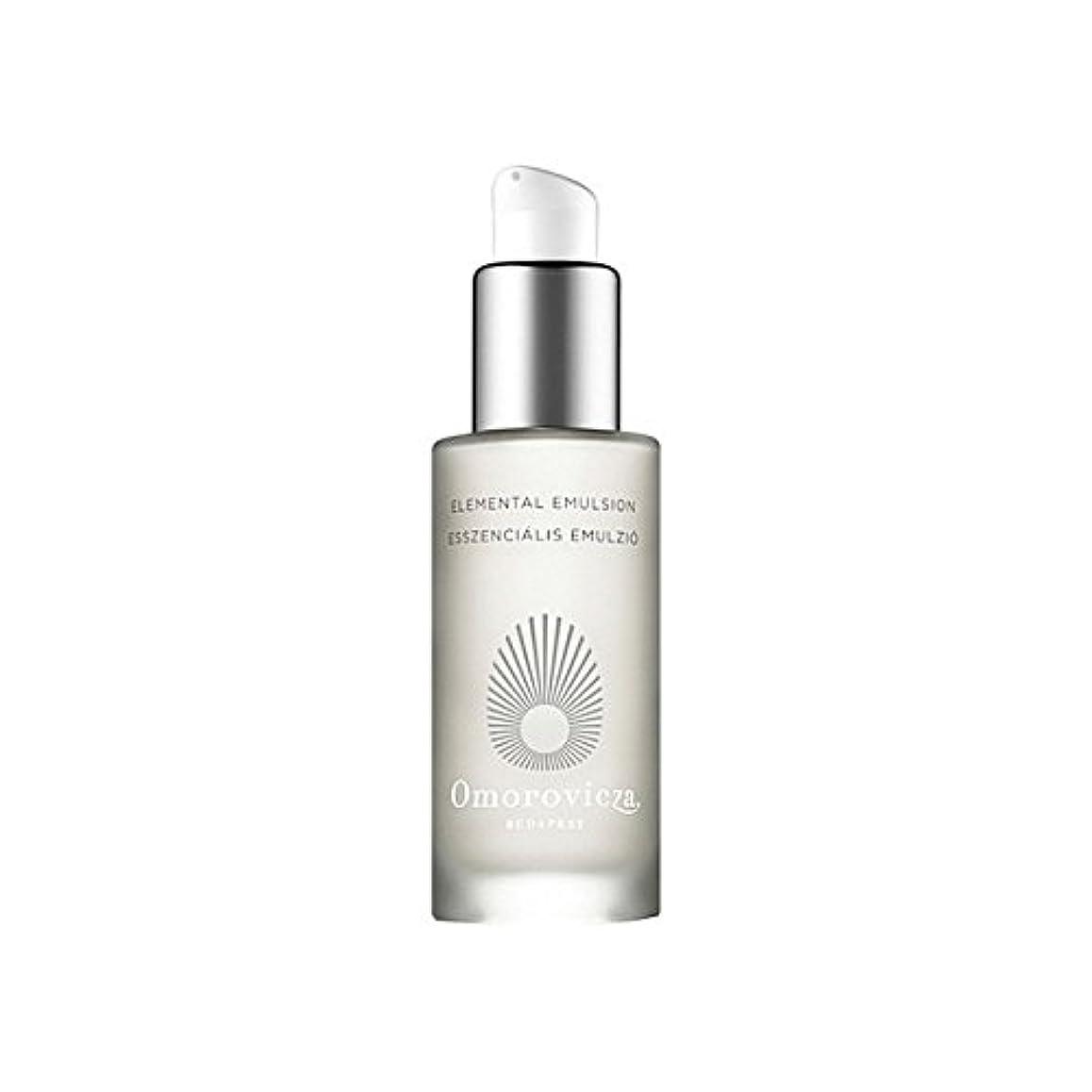 怠感瞑想する水没Omorovicza Elemental Emulsion 50Ml (Pack of 6) - 元素エマルジョン50ミリリットル x6 [並行輸入品]