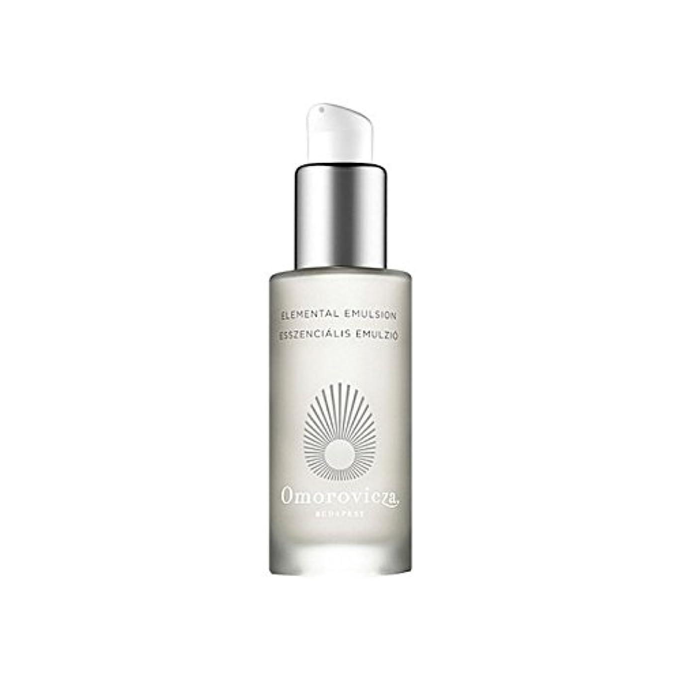 Omorovicza Elemental Emulsion 50Ml (Pack of 6) - 元素エマルジョン50ミリリットル x6 [並行輸入品]