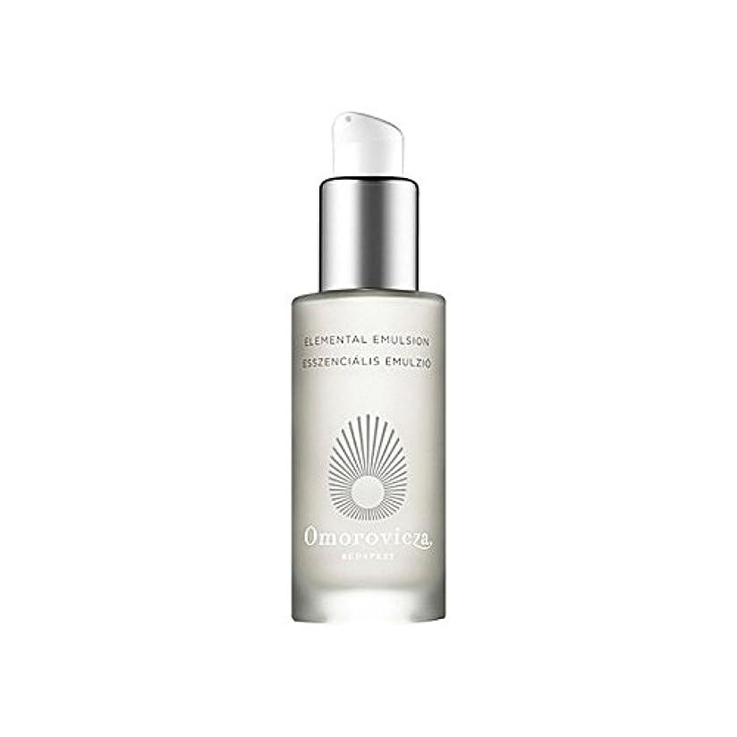 美容師傀儡体操Omorovicza Elemental Emulsion 50Ml (Pack of 6) - 元素エマルジョン50ミリリットル x6 [並行輸入品]