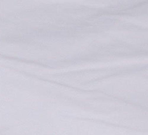 アイリスオーヤマ 布団カバー 敷き布団用 ホワイト シングル CWS-S