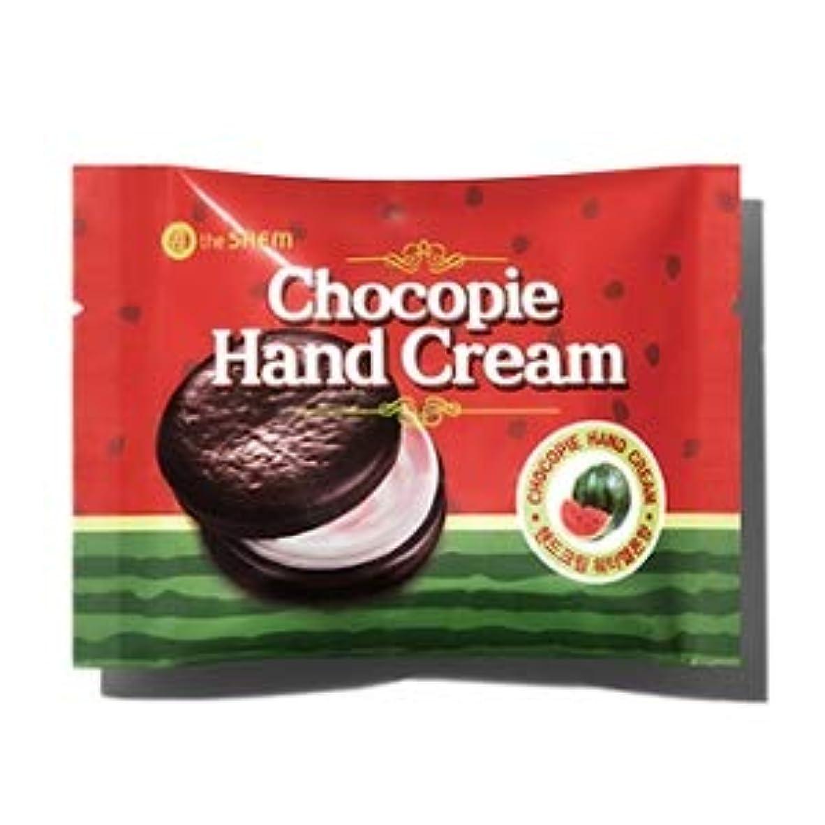 ゴージャス刻む野菜ザセム チョコパイハンドクリーム - スイカ 35ml / The Saem Chocopie Hand Cream -Watermelon 35ml [並行輸入品]