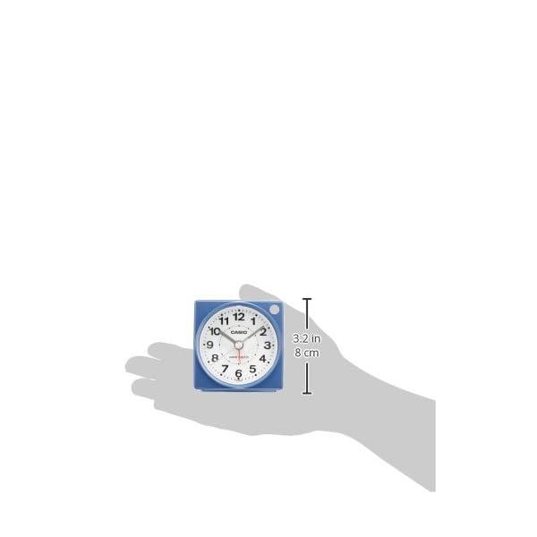 カシオ コンパクトサイズ電波時計の紹介画像6