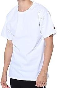 Champion Authentic 基础T恤 男式 短袖 棉质 纯色