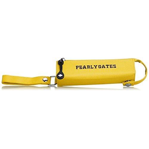 [パーリーゲイツ] PEARLY GATES PGロゴ 定番ボール ケース 053-984621 060 (イエロー)
