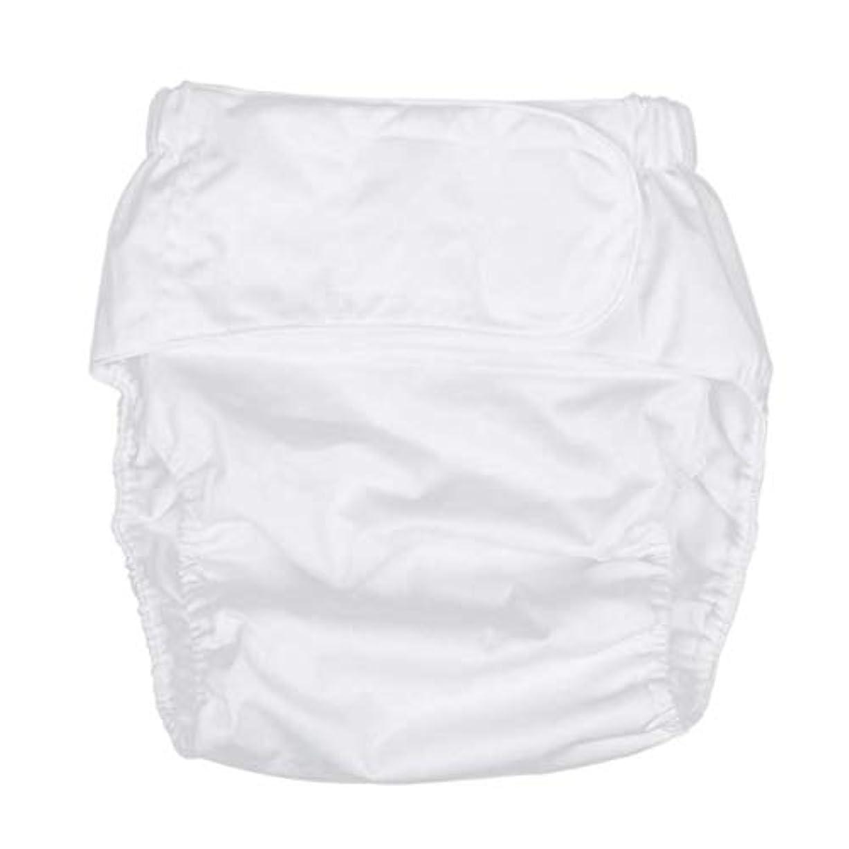 失禁ケアのための大人のポケットおむつ布おむつパンツ洗えるおむつパンツ