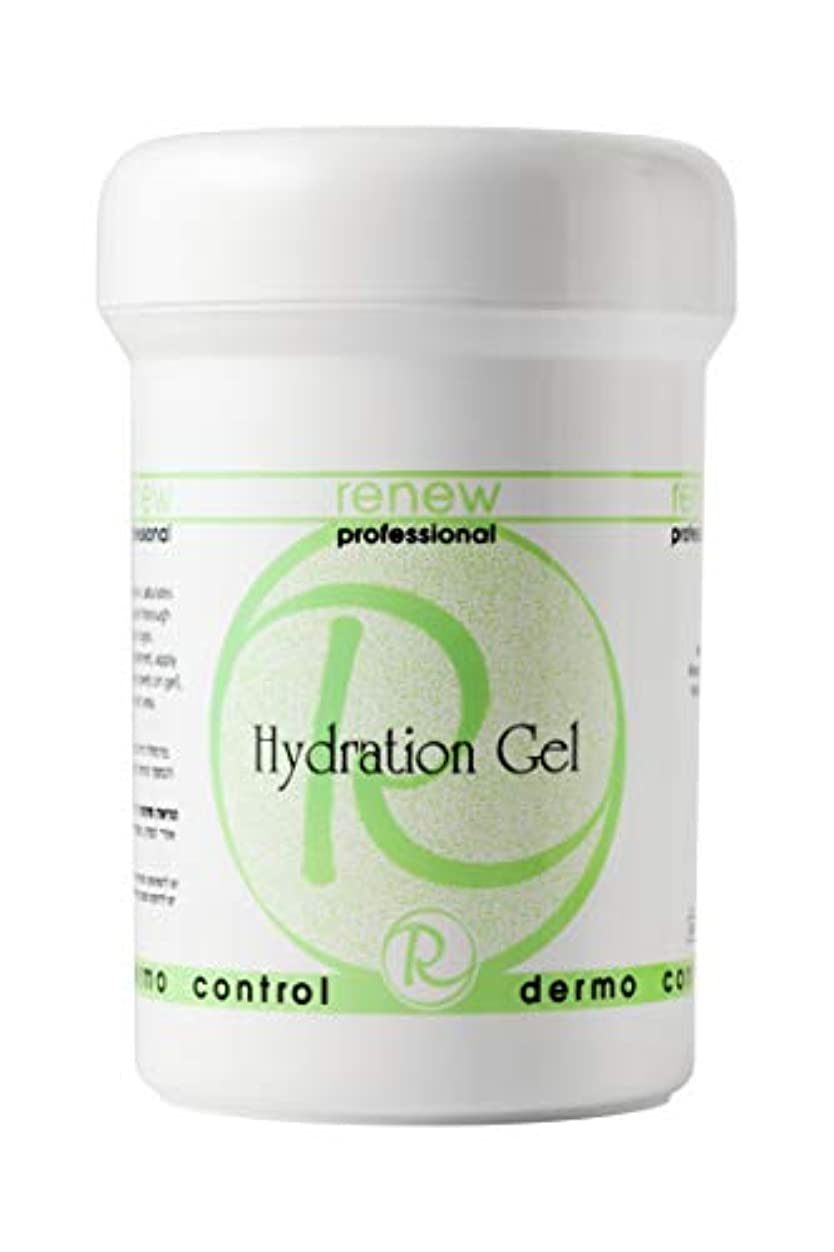 脅迫象つづりRenew Dermo Control Hydration Gel 250ml