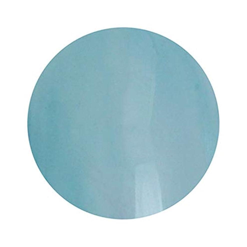試用スクランブル雪だるまT-GEL COLLECTION ティージェルコレクション カラージェル D236 クリアブルーグリーン 4ml