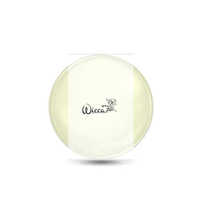種ユーザー白いウィッカ ソープ 80g