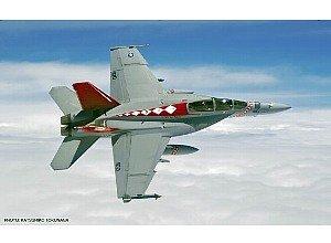 ハセガワ 1/ 72 F/ A-18F スーパーホーネット