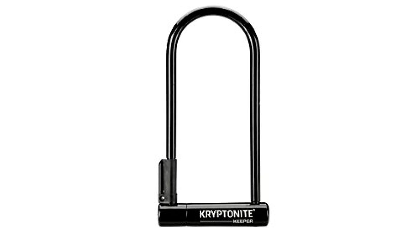親密な独裁心のこもったKryptonite(クリプトナイト) Keeper 12 LS キーパー 12 LS U字ロック ブラケット付き LKU03500