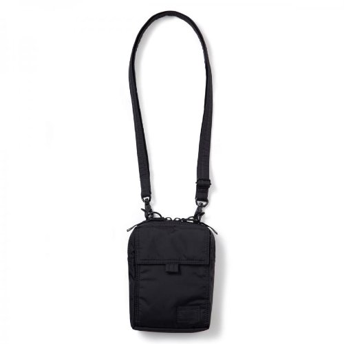 (ヘッド・ポーター) HEAD PORTER | BLACK BEAUTY | WALLET POUCH BLACK