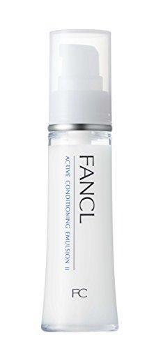 ファンケル(FANCL) アクティブコンディショニング ベーシック 乳液IIしっとり 1本 30mL