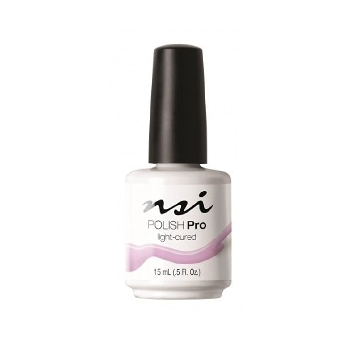 巨大きしむ理容師NSI Polish Pro Gel Polish - Calming Lavender - 0.5oz / 15ml