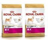 ロイヤルカナン 柴犬 成犬・高齢犬用 3kg 2個