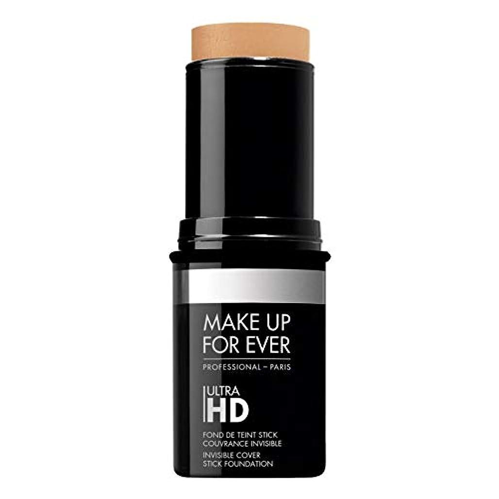 刺す常に一流メイクアップフォーエバー Ultra HD Invisible Cover Stick Foundation - # Y375 (Golden Sand) 12.5g/0.44oz並行輸入品