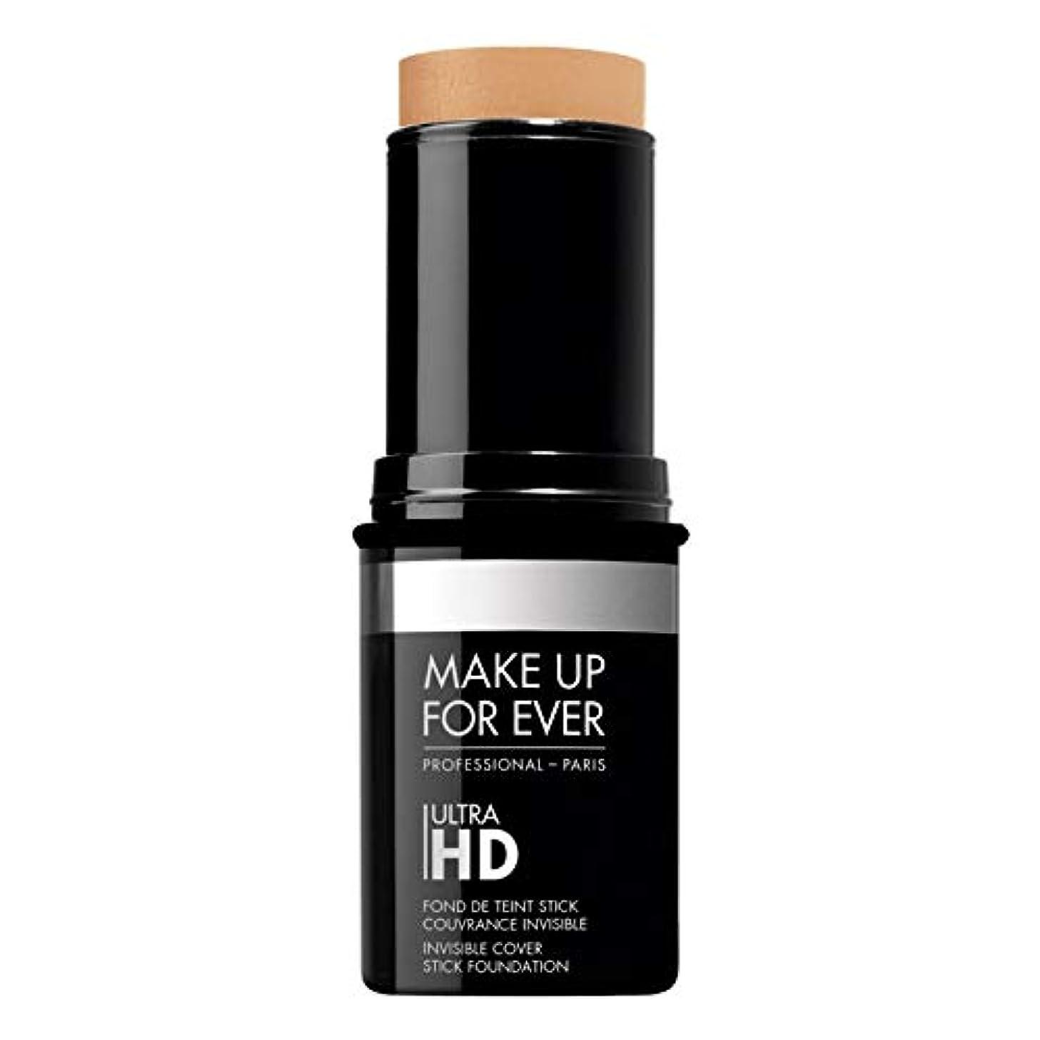 慰めバウンス絶対のメイクアップフォーエバー Ultra HD Invisible Cover Stick Foundation - # Y375 (Golden Sand) 12.5g/0.44oz並行輸入品