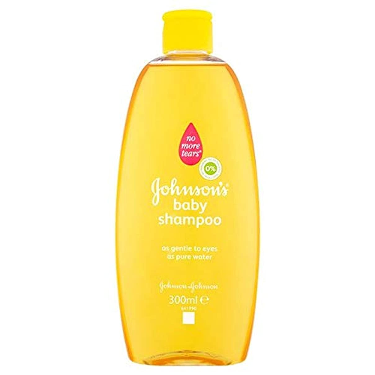 たらい罰メロドラマ[Johnson's] ジョンソンのベビー金シャンプー300ミリリットル - Johnson's Baby Gold Shampoo 300Ml [並行輸入品]