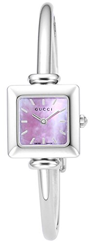 [グッチ]GUCCI 腕時計 1900 ピンクパール文字盤 ...