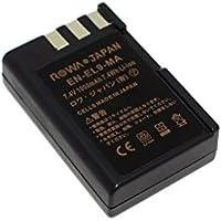【端子接点カバー付】ニコン Nikon D40 D3000 D5000 の EN-EL9 EN-EL9a EN-EL9e 互換 バッテリー 【日本セル/高品質】【ロワジャパンPSEマーク付】