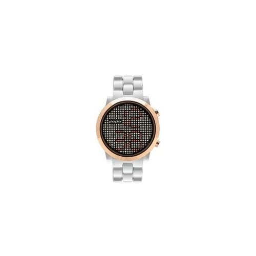 時計 Phosphor レディース MD009L Swarovski Mechanical Digital Watch [並行輸入品]