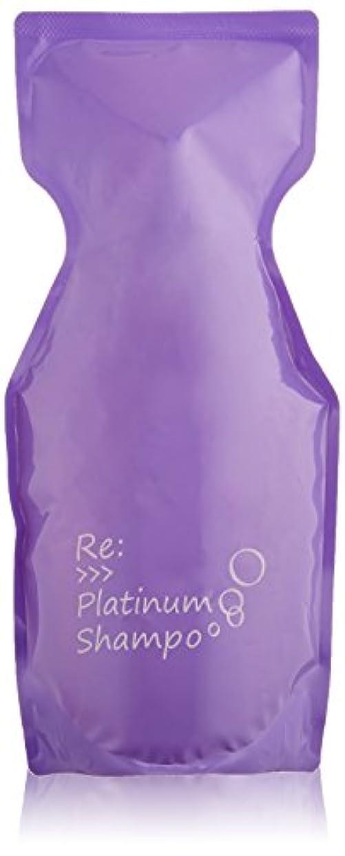 花瓶変数クラシックアジュバン RE:プラチナム シャンプー 詰替用エコパック 700ml