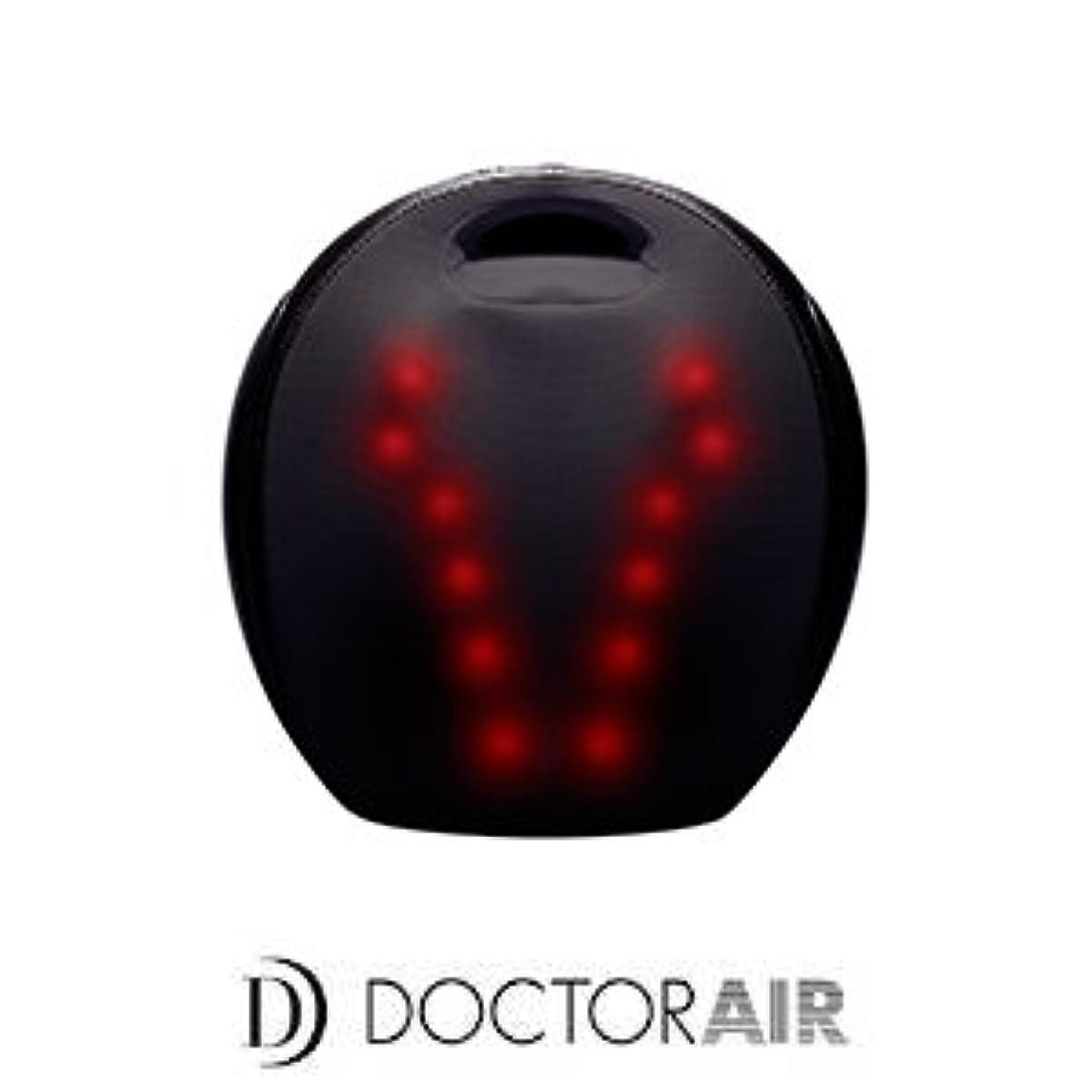 勢い適応確認3Dバックマッサージャー (ブラック) (ブラック)