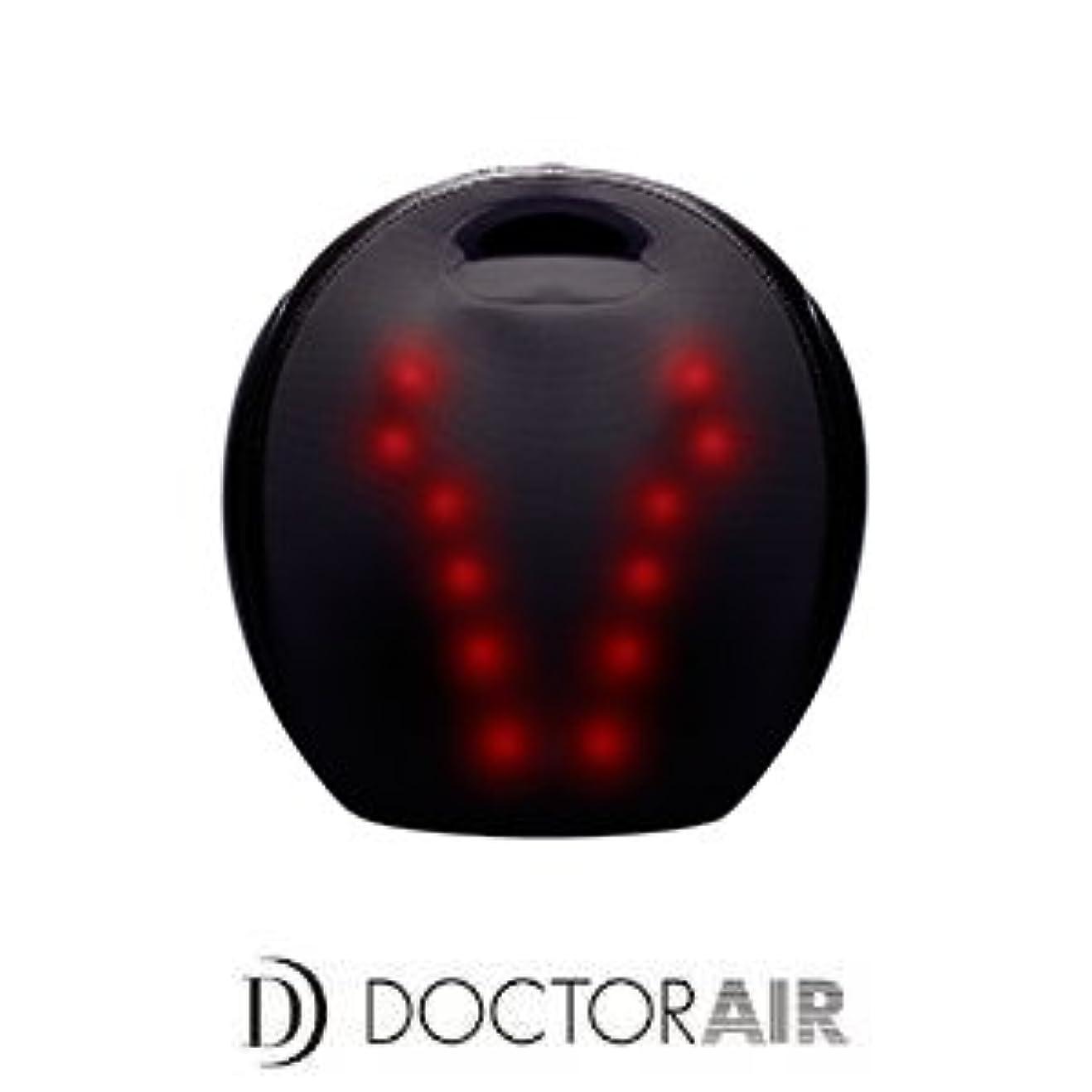 コンペすすり泣きアレルギー性3Dバックマッサージャー (ブラック) (ブラック)