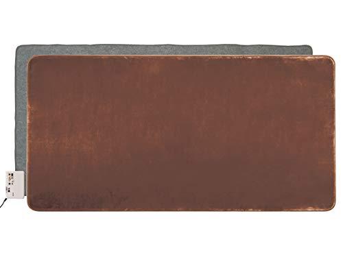コイズミ 電気カーペット カバー付きセット オフタイマー付 1畳相当 180×92cm KDC-1086