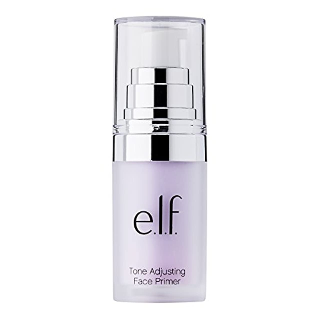 バリア花弁出演者e.l.f. Studio Mineral Infused Face Primer - Brightening Lavender (並行輸入品)