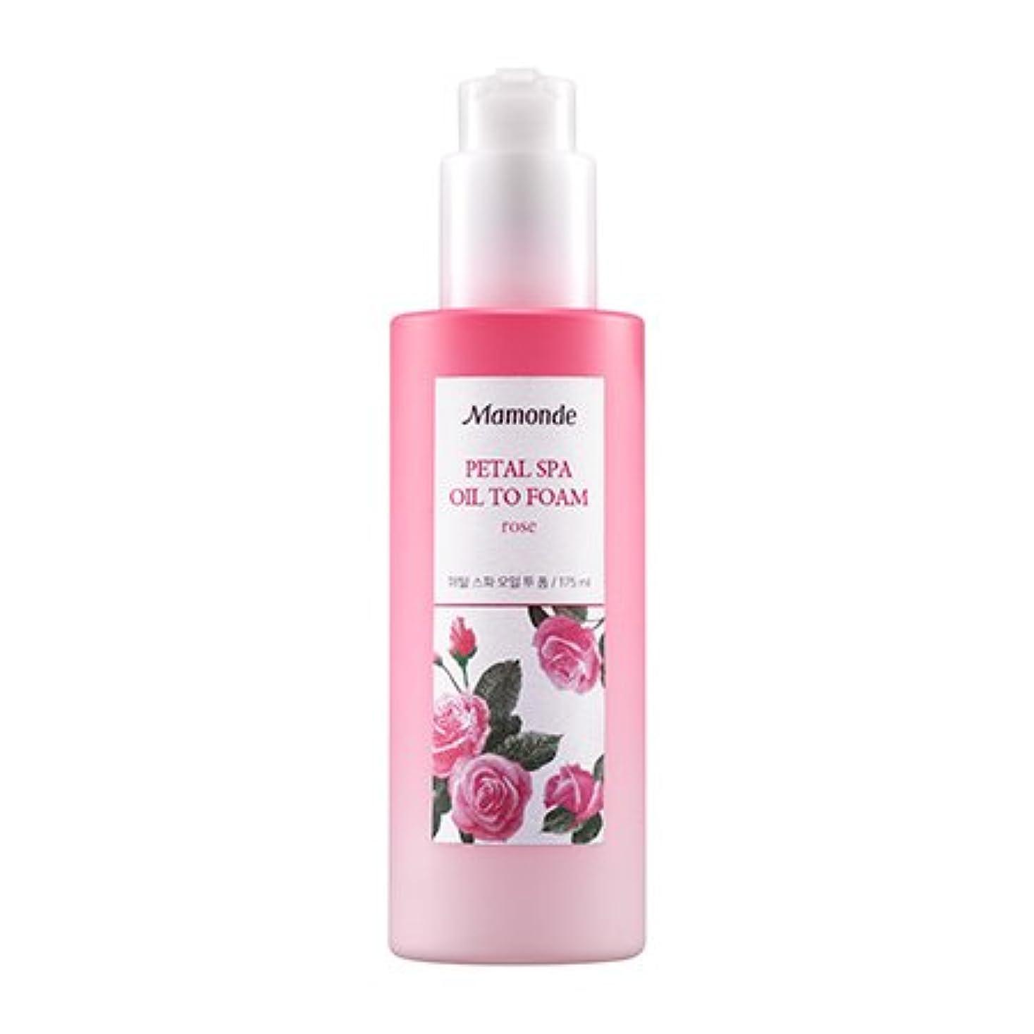 [New] Mamonde Petal Spa Oil to Foam 175ml/マモンド ペタル スパ オイル トゥ フォーム 175ml [並行輸入品]
