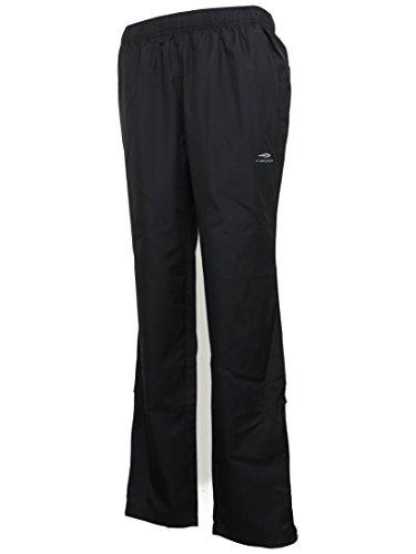 [해외]티고라 (TIGORA) 남성 런닝 윈드 팬츠 (TR-3R1726WP) 블랙 S/Tigora (TIGORA) Men`s Running Wind Pants (TR-3R1726 WP) Black S