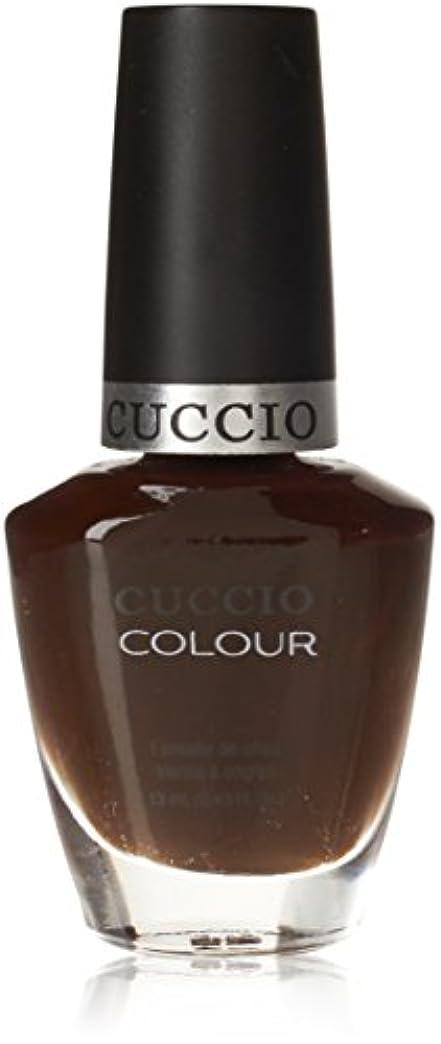 フォーマット正午欺くCuccio Colour Gloss Lacquer - French Pressed for Time - 0.43oz / 13ml