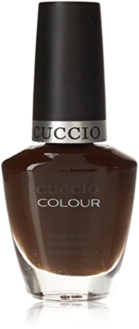 モスク礼儀しかしながらCuccio Colour Gloss Lacquer - French Pressed for Time - 0.43oz / 13ml