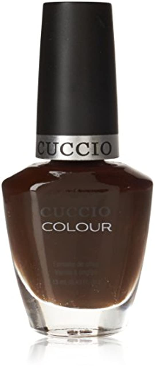 進む国勢調査ブリリアントCuccio Colour Gloss Lacquer - French Pressed for Time - 0.43oz / 13ml