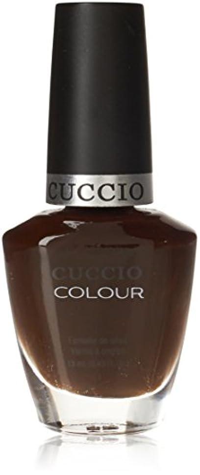 イノセンスレール香港Cuccio Colour Gloss Lacquer - French Pressed for Time - 0.43oz / 13ml